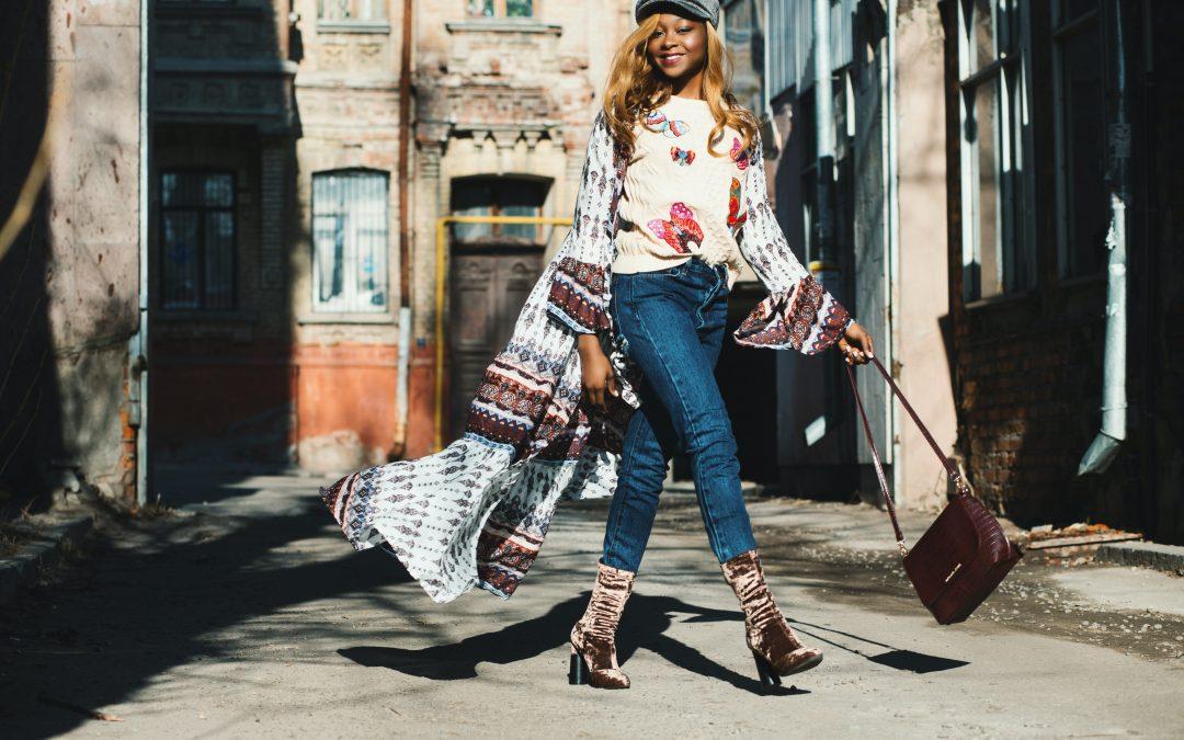 Støvler med hæl til den moderne kvinde