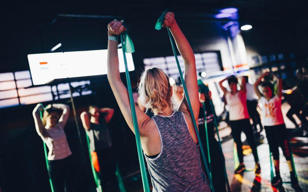 Bliv stærk med træningselastikker
