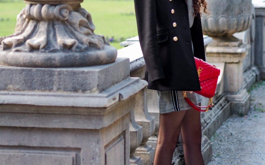 Brug strømpebukser til dine outfits hele året rundt