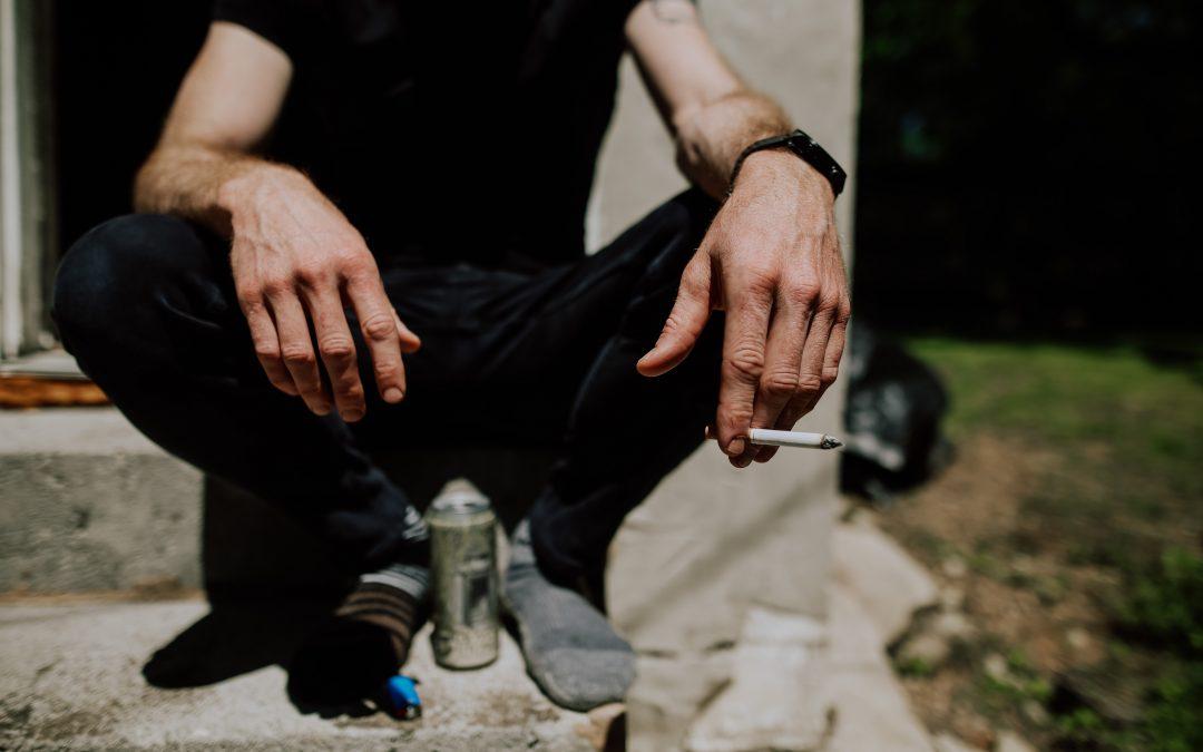 Kvit smøgerne og brug en e-cigaret