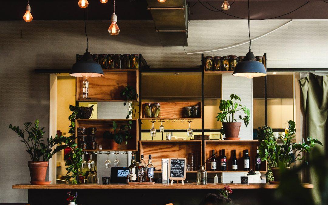 Fuldend jeres restaurant med inventar fra Zederkof